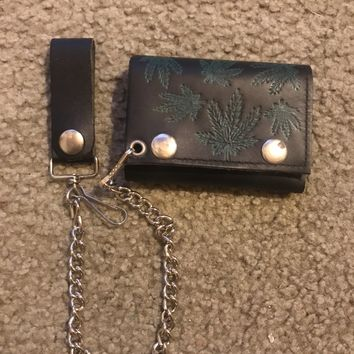 one-of-a-kind chain wallet