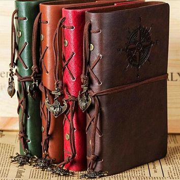 Leather-Back Anchor Journal