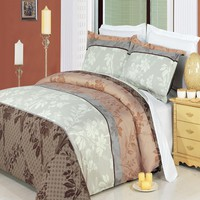 Cypress Duvet Cover Set 100 Combed cotton