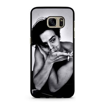 Jughead Jones Riverdale Cole Sprouse Samsung Galaxy S7 Case