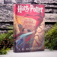 Hollow Book Safe - Harry Potter and The Chamber of Secrets