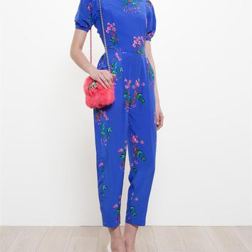 TATA NAKA | Printed Silk Georgette Jumpsuit | Browns fashion & designer clothes & clothing