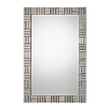 Patiri Antiqued Beveled Wall Mirror by Uttermost