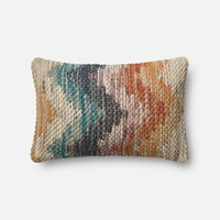 Loloi Multi Decorative Throw Pillow (P0419)