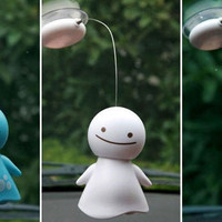 INFMETRY:: Solar Sunshine Bobble Head Doll - Decor - Home&Decor