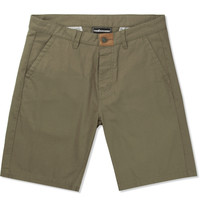 The Hundreds Khaki Kruger Short