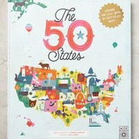 The 50 States by Anthropologie in Sky Size: One Size Gifts