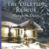Margaret Daley-The Yuletide Rescue(Alaskan Search & Rescue)Large Print Paperback