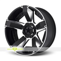 XD Series XD811 Rockstar 2 Machined Black Wheels For Sale & XD Series XD811 Rockstar 2 Rims And Tires