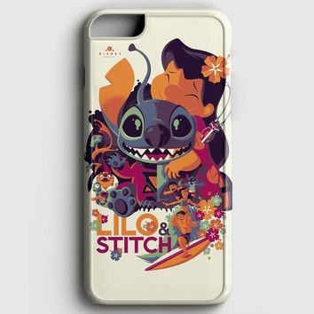 Disney Lilo and Stitch iPhone 8 Case | casescraft