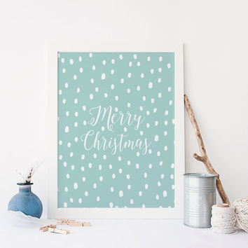 PRINTABLE Art,MERRY CHRISTMAS,Christmas Poster,Holiday Print,Typography Print,Merry Christmas Wall Art,Wall Decor,Typography Poster,Quotes