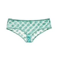 Women's ACCESSORIES - intimates - Honeydew?- Intimates Polka-Dot Undies - Madewell