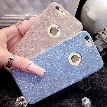 Fashion Cute Candy Sparkling Phone Cases For iphone 5 5s SE 6 6s 6Plus 6sPlus