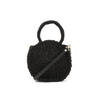 Clare V. Petite Alice Tote in Black