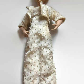 Princess Diana Collectible Doll, Princess of Wales Porcelain Doll
