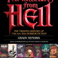 Paperbacks from Hell Book - The Twisted History of 70's & 80's Horror Fiction