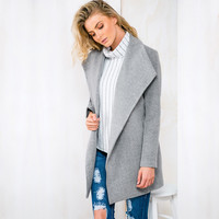 Coat Winter Double Sided Jacket [9430663492]