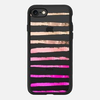 SURI PINKISH by Monika Strigel iPhone 6 iPhone 7 Hülle by Monika Strigel | Casetify