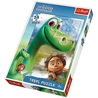 "Disney The Good Dinosaur, "" - Arlo & Spot"" 24 maxi elements Puzzle/Jigsaws by Trefl"
