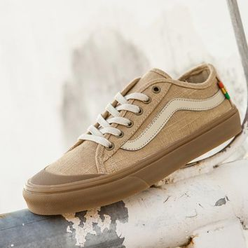 Vans Old Skool Ultracush Khaki Canvas Sneaker