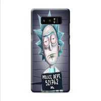Rick and Morty Prisoner Samsung Galaxy Note 8 case