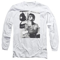 Adult Rocky/Square Long Sleeve