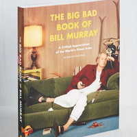 Quirky The Big Bad Book of Bill Murray by ModCloth