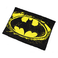Batman Logo Fleece Blanket