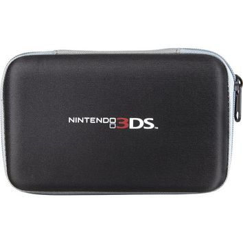 Insignia - Go Case for Nintendo 3DS, 3DS XL and New 3DS XL - Black