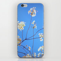 light beauty, in memory of Mackenzie iPhone & iPod Skin by Marianna Tankelevich