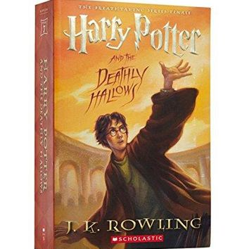 Harry Potter and the Deathly Hallows - Harry Potter #7