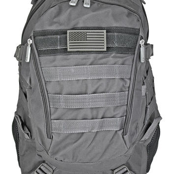 Athletic Backpack - Grey