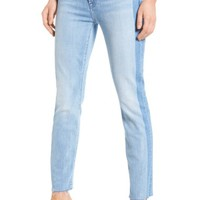 7 For All Mankind® Roxanne Original Ankle Skinny Jeans (Bright Chelsea) | Nordstrom