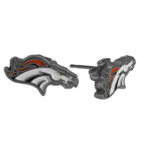 Denver Broncos Stud Earrings FSE020