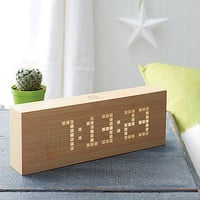 Click Message Clock