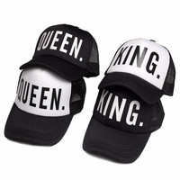 KING QUEEN Baseball Cap