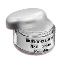 Amazon.com: kryolan Anti-Shine Powder 30 gm Setting Makeup 5705 (White): Everything Else