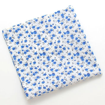 Liberty Floral Pocket Square