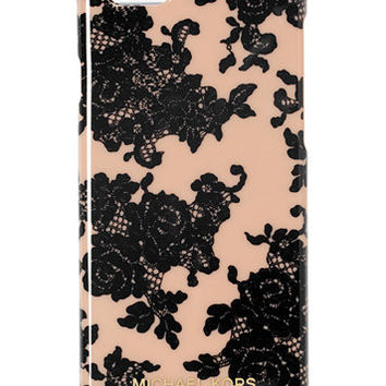 MICHAEL Michael Kors Lace-Print iPhone 6 Case | macys.com