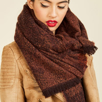 Chilly and Truly Scarf | Mod Retro Vintage Scarves | ModCloth.com