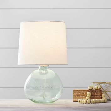 Kaya Glass Table Lamp