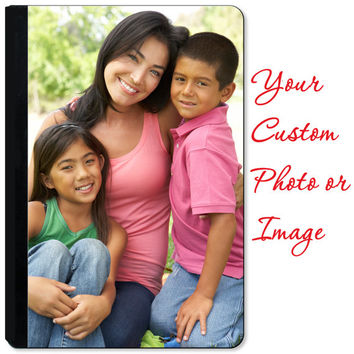 Mother's Day Gift - Personalized iPad Case Cover - iPad Case  2, 3, 4, Air, Mini - Photo Picture Custom