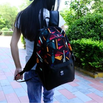 Casual Adidas Bookbag Trending Fashion Sport Laptop Bag Shoulder School Bag Backpack
