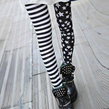 Stars and Stripes Leggings