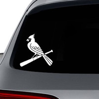 "5"" MLB St. Louis Cardinals Vinyl Decal"