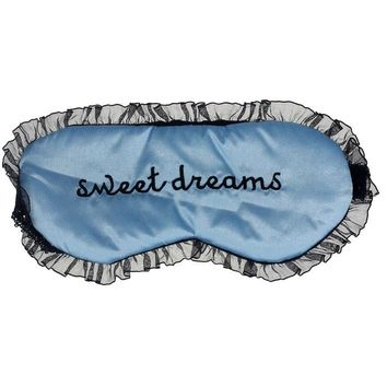 New Cute Lace Sleeping Eye Mask Blindfold Shade Sleep Aid Satin