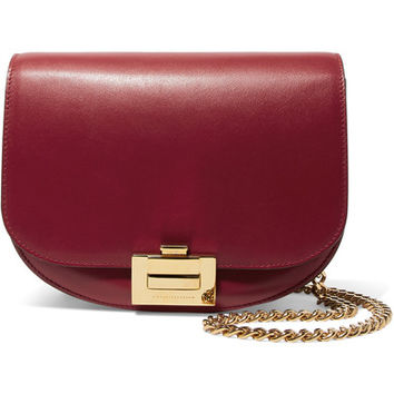 Victoria Beckham - Box Chain leather shoulder bag