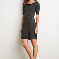 Heathered T-Shirt Dress