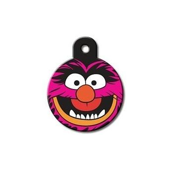 The Muppets Animal Circle ID Tag