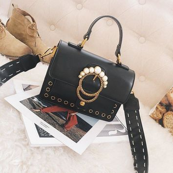Wide Shoulder with New Style of The New Style of Hand Bill of Lading Shoulder Bag